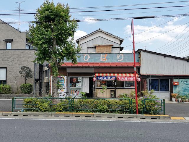 いながきの駄菓子屋探訪47東京都足立区ひばり3