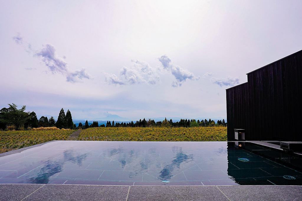 界 霧島の露天風呂
