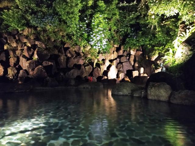 ホテルセタスロイヤル温泉9