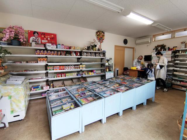 いながきの駄菓子屋探訪48岐阜県土岐市かえで商店2