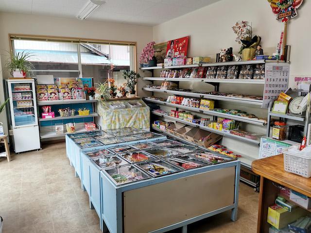 いながきの駄菓子屋探訪48岐阜県土岐市かえで商店6