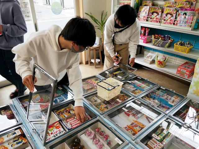 いながきの駄菓子屋探訪48岐阜県土岐市かえで商店7