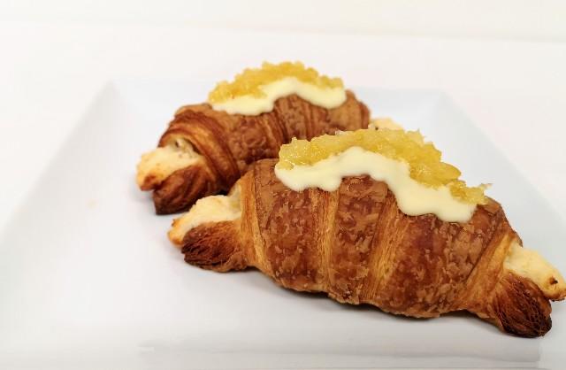 東京・埼玉「エキュート・グランスタ「今こそLemonフェア」(2021年6月7日〜27日)、Curly's Croissant TOKYO BAKE STAND「レモンクロワッサン」