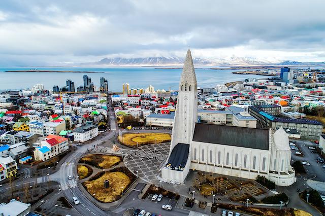 アイスランド・レイキャビク