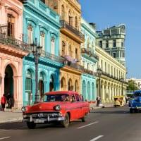キューバ・ハバナ