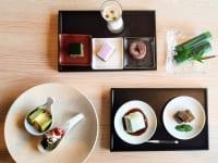 東京都・目黒「ホテル雅叙園東京」6月限定お茶のおもてなし(お茶スイーツ)