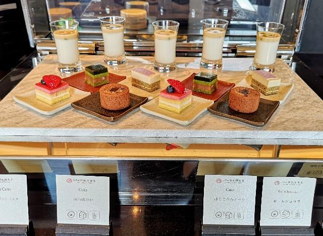 東京都・目黒「ホテル雅叙園東京」6月限定お茶のおもてなし(洋菓子)