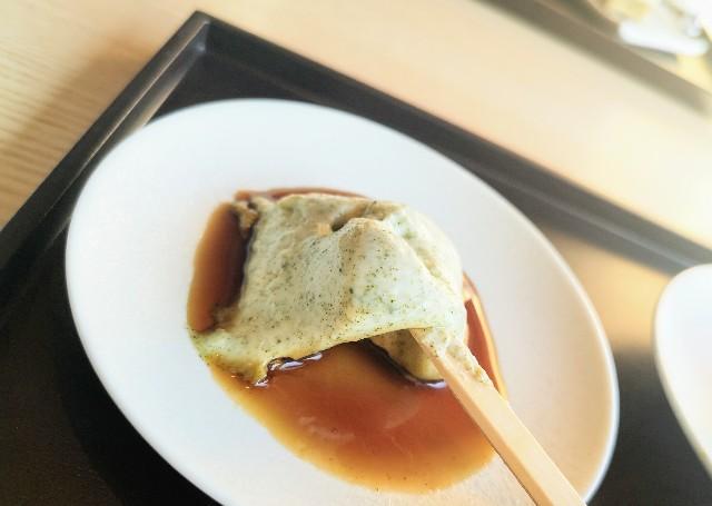東京都・目黒「ホテル雅叙園東京」6月限定お茶のおもてなし(嶺岡豆腐)