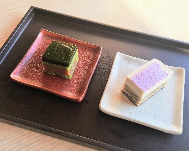 東京都・目黒「ホテル雅叙園東京」6月限定お茶のおもてなし(抹茶ほのか、ほうじ茶オペラ)