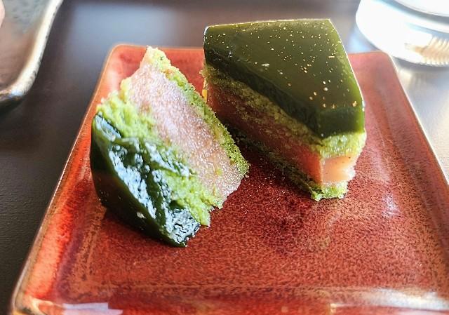 東京都・目黒「ホテル雅叙園東京」6月限定お茶のおもてなし(抹茶ほのか)