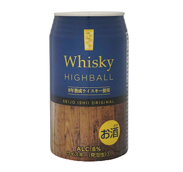 成城石井 オリジナル ウイスキーハイボール