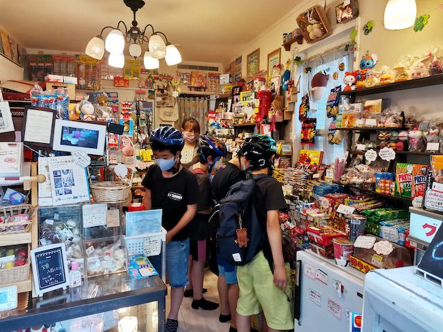 いながきの駄菓子屋探訪49栃木県下野市Sango-Papa10