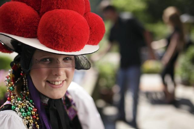 ボレン帽子