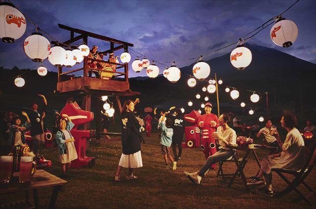 会津文化を楽しく体験できる「赤べこ夏祭り」【星野リゾート 磐梯山温泉ホテル】