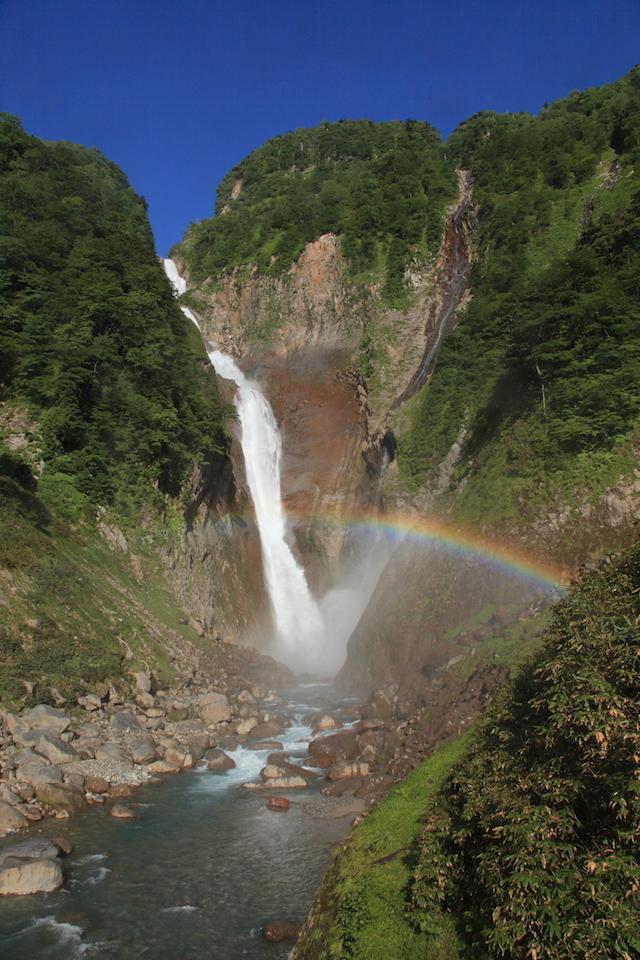 称名滝(富山県)