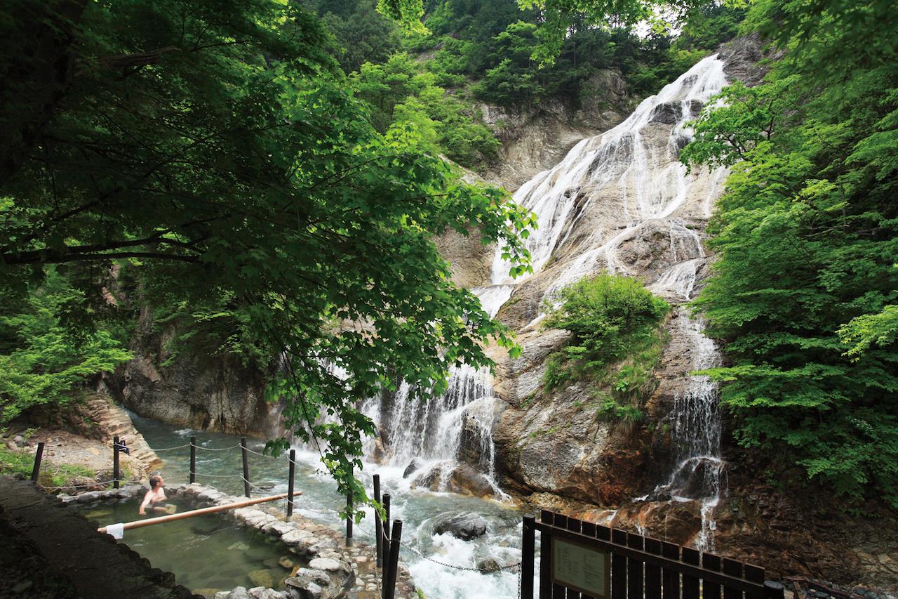 姥ヶ滝(石川県)