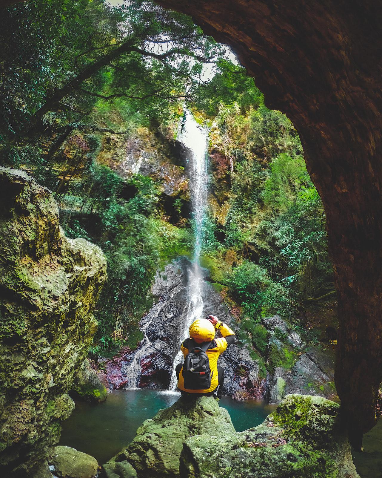 次の滝(和歌山県)