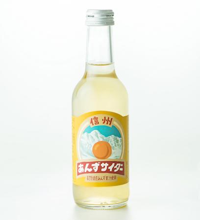 信州杏サイダー