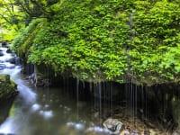 神庭の滝(岡山県)