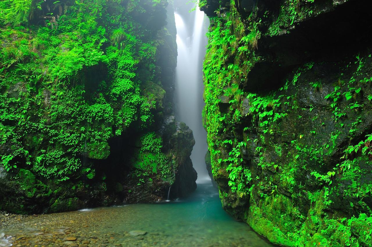 轟の滝 本滝