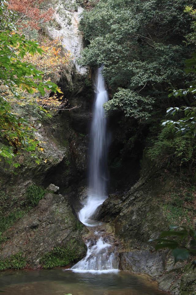 虹の滝(香川県)