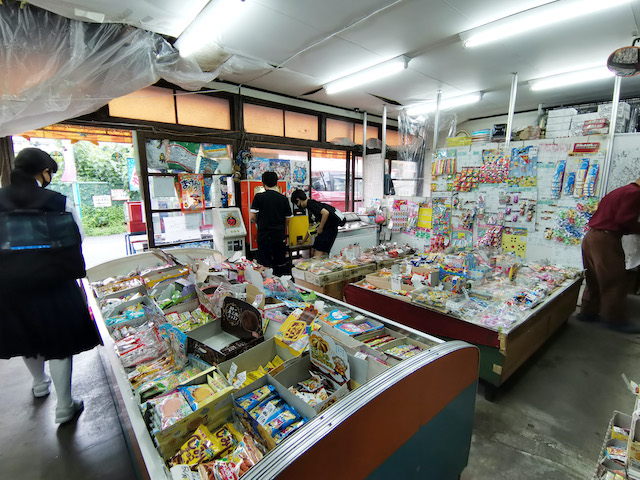 いながきの駄菓子屋探訪50埼玉県さいたま市福屋5