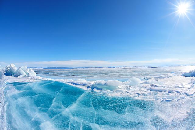 ロシア・バイカル湖1