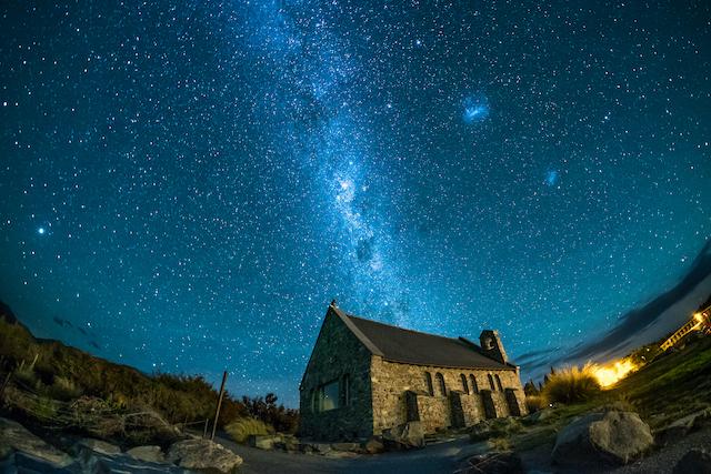 ニュージーランド・テカポ湖3