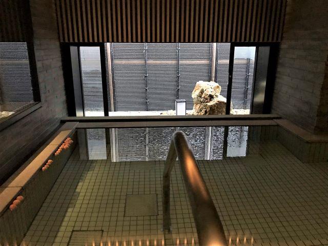 大浴場「HIYORI NO YU」半露天風呂