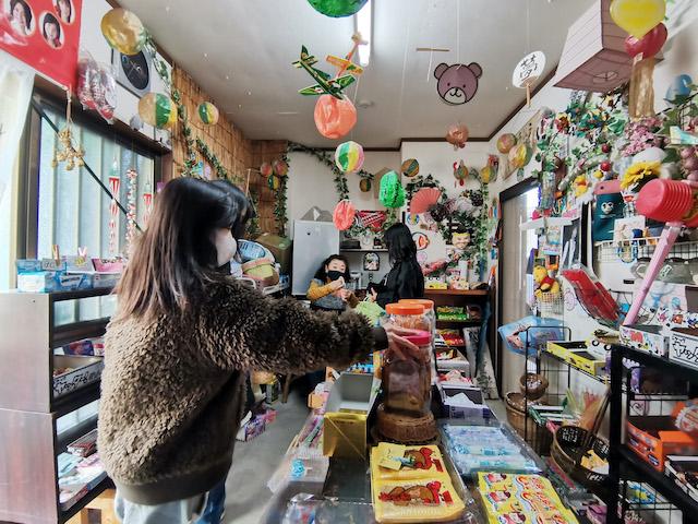 宮永篤史の駄菓子屋探訪1静岡県浜松市中区駄菓子屋みずの5