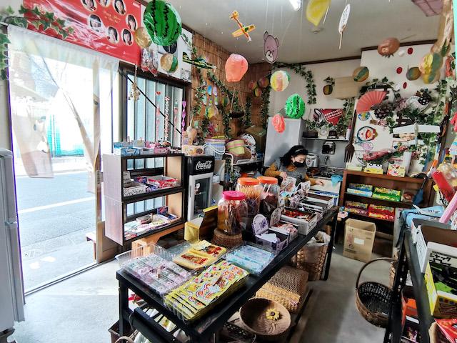 宮永篤史の駄菓子屋探訪1静岡県浜松市中区駄菓子屋みずの6