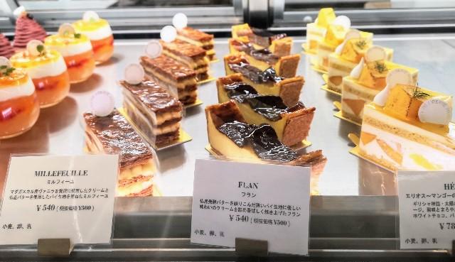 東京都吉祥寺・「リベルテ・パティスリー・ブーランジェリー東京本店」ケーキ