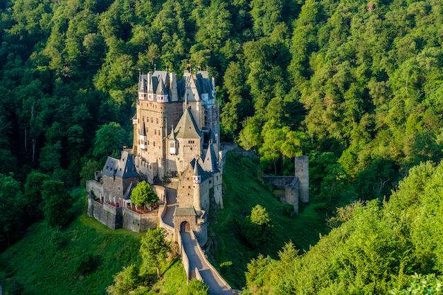 ドイツ・エルツ城1