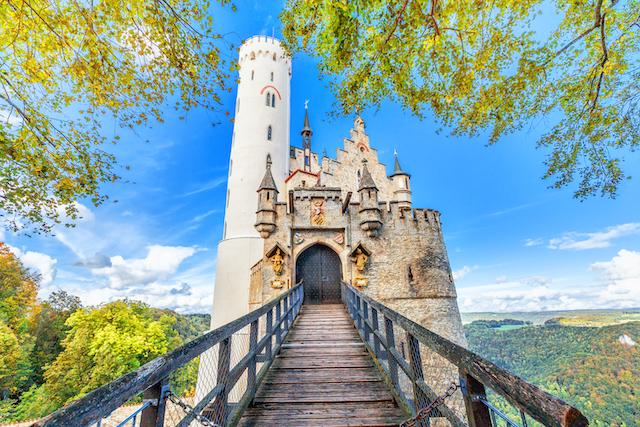 ドイツ・リヒテンシュタイン城2