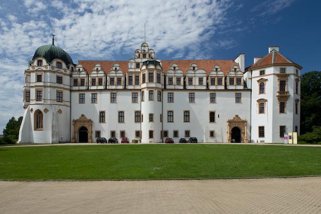 ドイツ・ツェレの宮殿