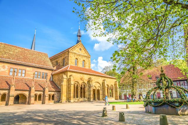 ドイツ・マウルブロン修道院