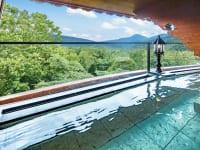 ホテルグランフェニックス奥志賀12空中露天風呂