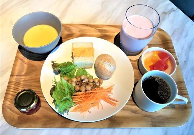 HIYORIチャプター京都トリビュートポートフォリオホテル 朝食