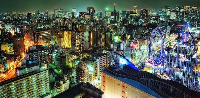 東京都文京区東京ドームシティ