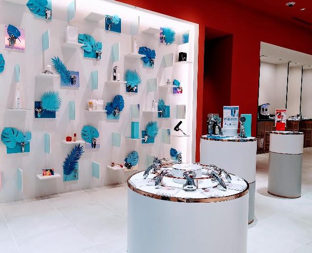 東京都中央区・フルーツコース専門店「Beauty Connection Ginza(ビューティーコネクション銀座)」1階店内