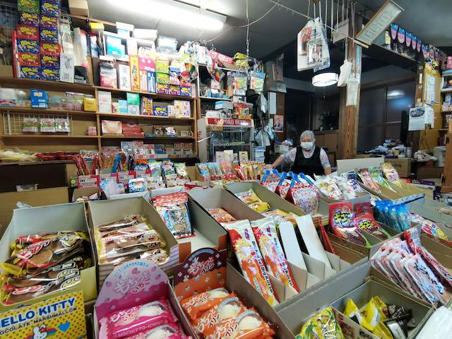 宮永篤史の駄菓子屋探訪4埼玉県北葛飾郡松伏町鈴木商店6