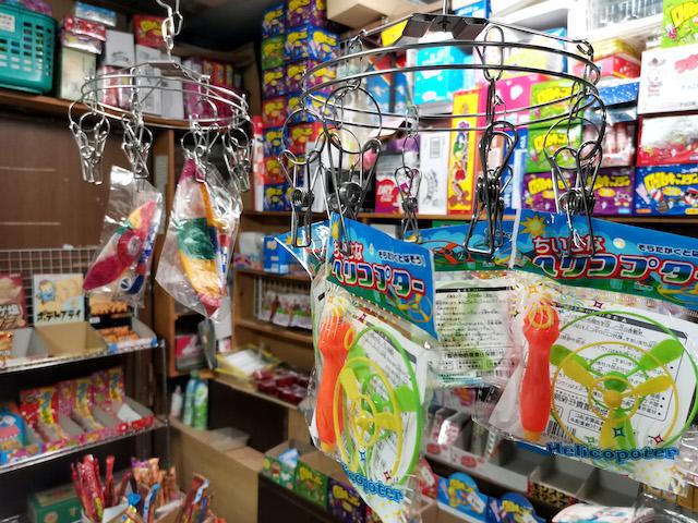 宮永篤史の駄菓子屋探訪4埼玉県北葛飾郡松伏町鈴木商店8