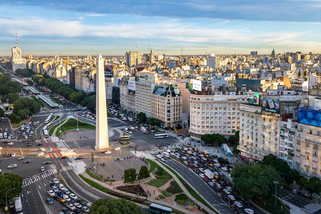アルゼンチン・ブエノスアイレス