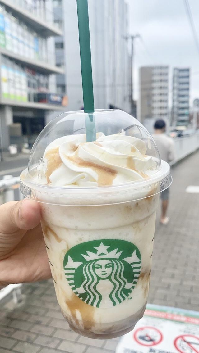 千葉 なごみ みたらし コーヒー クリーム フラペチーノ®2