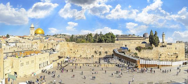 イスラエル・エルサレム