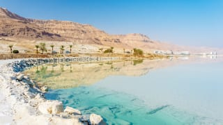 イスラエル・死海