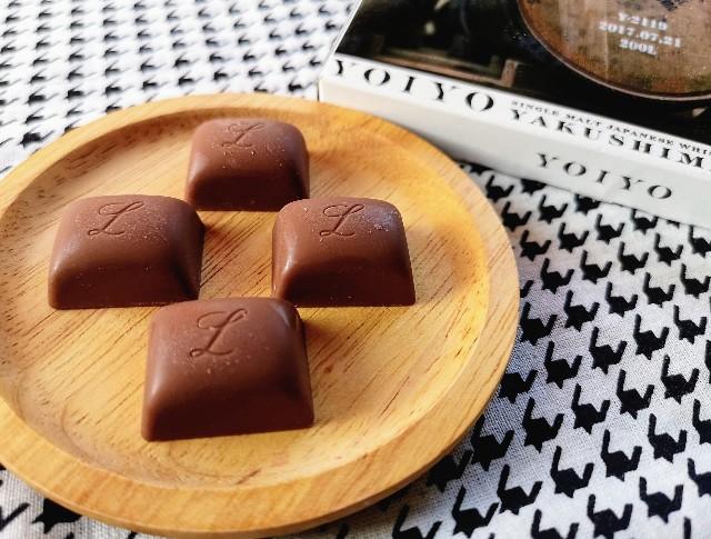 ロッテ・YOIYO〈YAKUSHIMA〉チョコレート2
