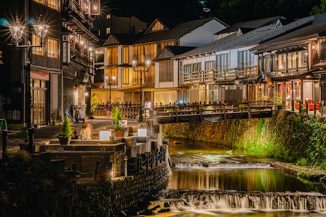 山形県銀山温泉
