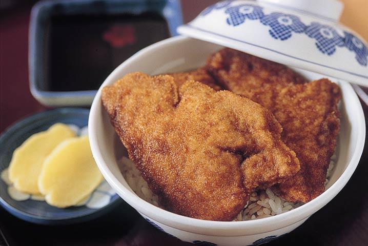 福井県 ソースカツ丼