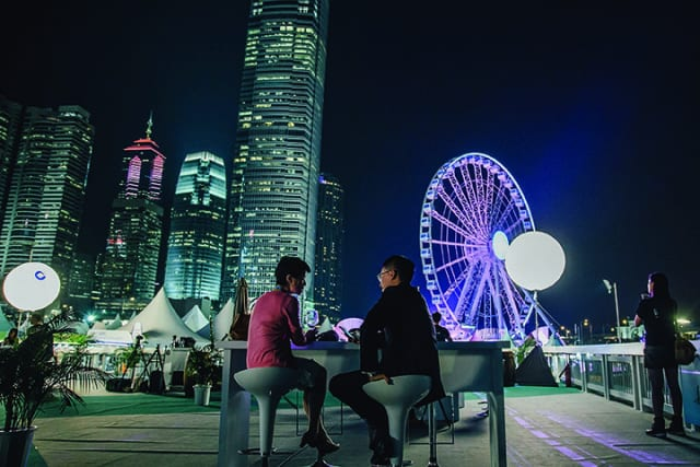 Hong Kong Wine and Dine Festival
